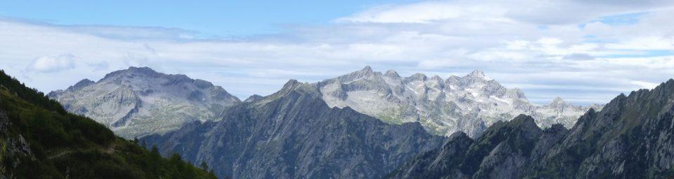 Creste granitiche della Val Masino